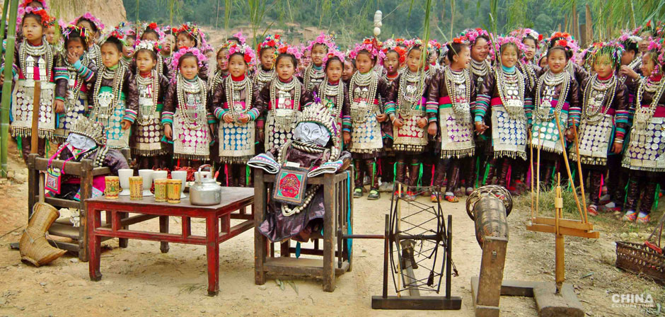 Less Touched Guizhou Ethnic Minority Culture Discovery Tours