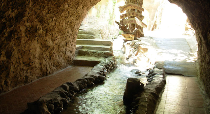 Karez Water and Irrigation System
