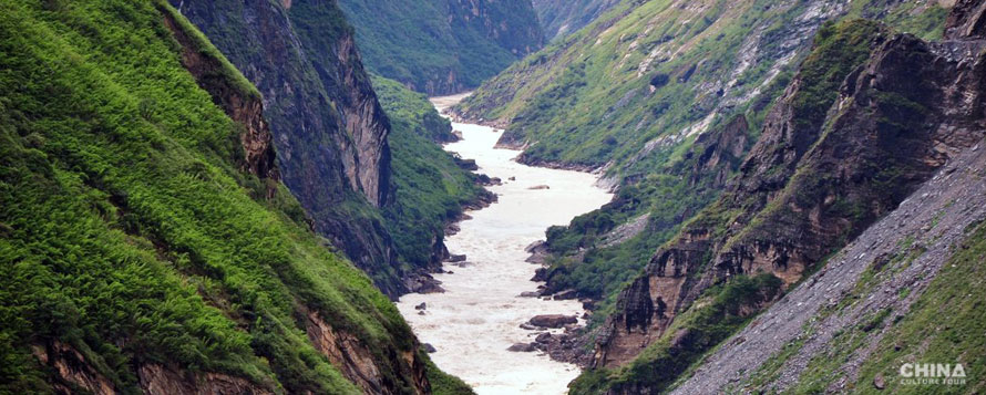 Highlights of Tiger Leaping Gorge Hiking