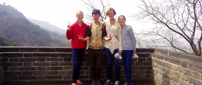 about China Culture Tour guides