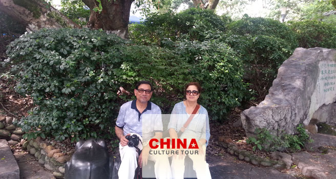 Mohammad Ali Khan Tailor-made a China Tour