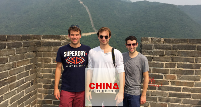 Elliott Tailor-made a China Tour