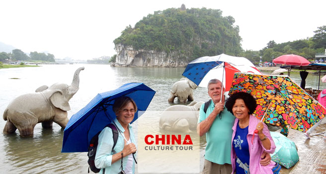 Eiko from USA Tailor-made a China Tour