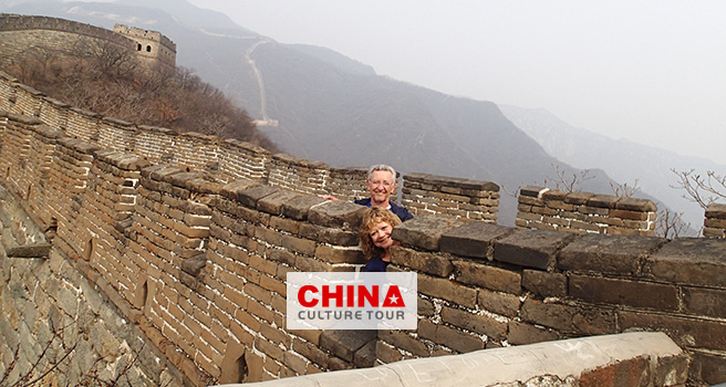 Joe from America Tailor-made a tour to Beijing, Xian and Shanghai.