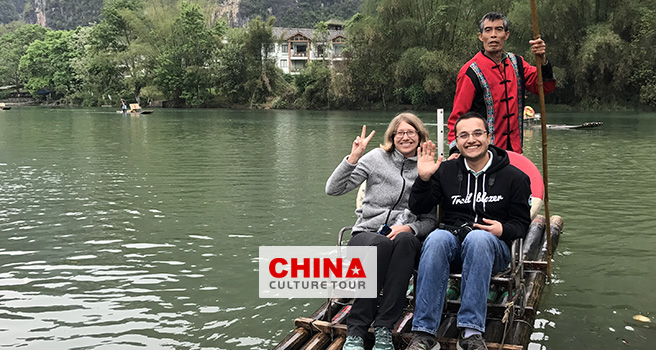 Beijing Zhangjiajie Guangzhou Guilin and Shanghai Tour Package