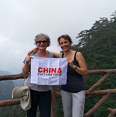 Sylvia from United States Tailor-made a 6 Days China Tour to Shanghai, Yellow Mountain and Hangzhou