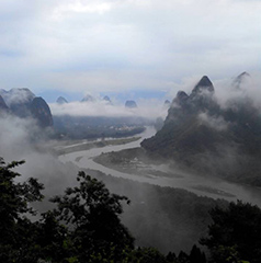Leonie's 5 Days to breathtaking Guilin Hiking and Kayaking Tour
