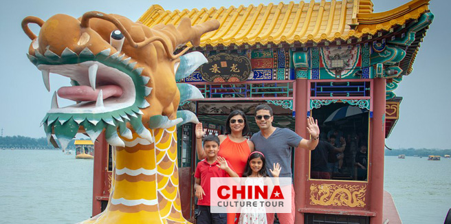 Shah's 8 Days Beijing Xian and Shanghai Tour Packages