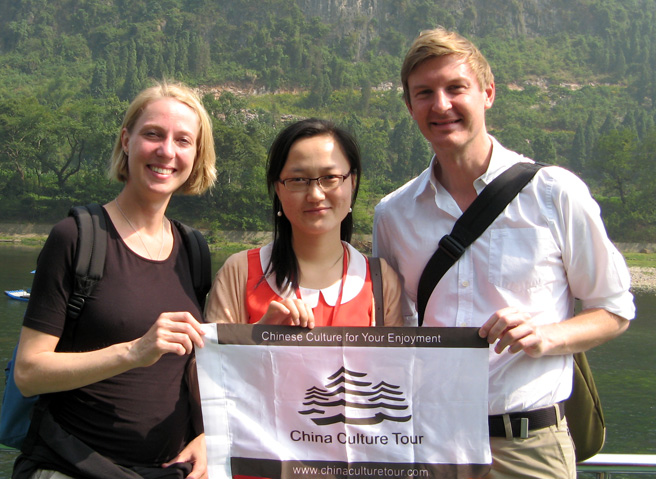 Tabloski's 9 Days Guilin Xian and Beijing Tour Package