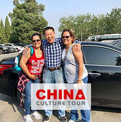 Lorna & Amy Paracuelles customized a 4 days Luxury Beijing Tour