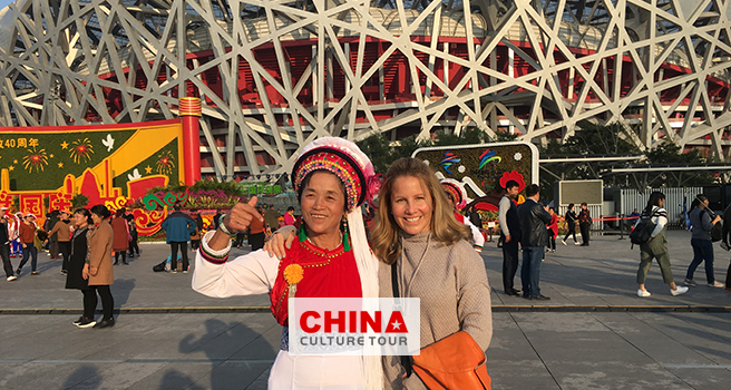 Yvania from USA customized a 10 Days Beijing Xian and Shanghai Tour