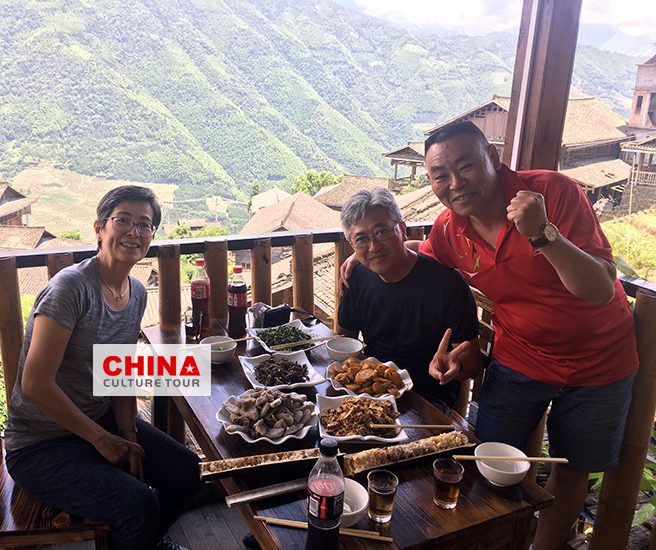 Keiji from Brazil Customized a 21 Days Beijing Pingyao Xian Chengdu Guilin Hangzhou Suzhou and Shanghai Tour