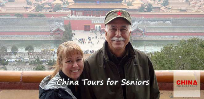 China Tours for Seniors