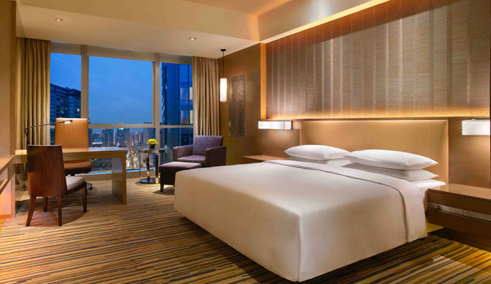 Hyatt Regency Hotel in Chongqing