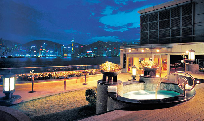 Luxury & Boutique Hong Kong Hotels
