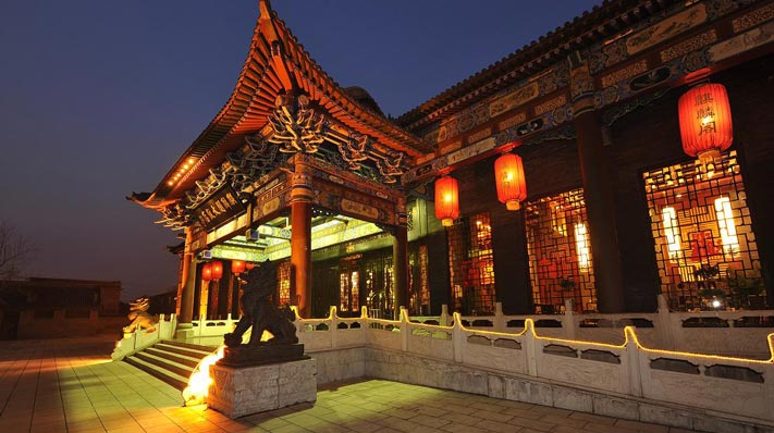 Kylin Grand Hotel Pingyao