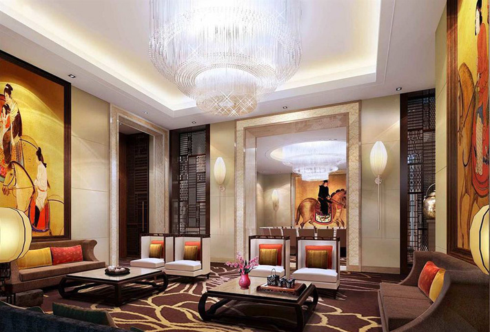 Luxury & Boutique Hotels in Xian