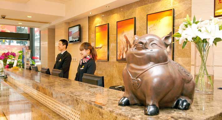 Hangzhou Dragon Hotel, Winner of 9th Golden-Pillar Award of China Hotels
