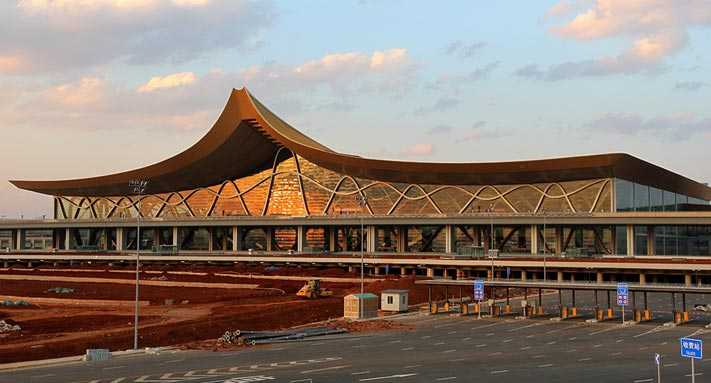 New Kunming Airport Open for Business