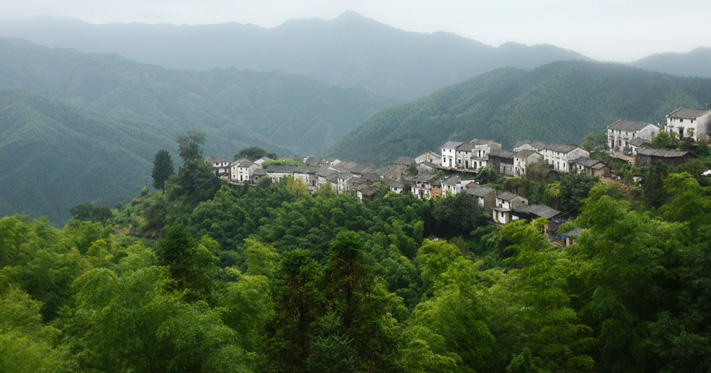 The most beautiful village - Mulihong