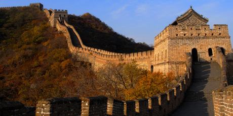 1 Week to 8 Days China Tour Itineraries