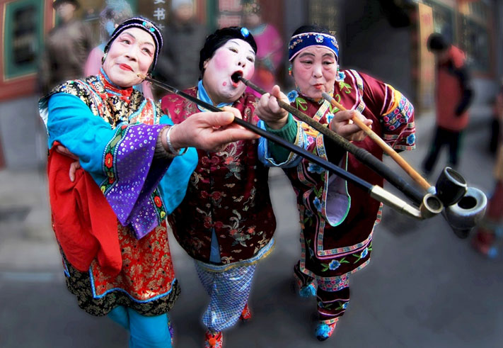 Intangible Cultural Heritages in Beijing