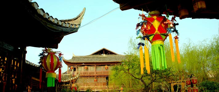 Intangible Cultural Heritages in Chongqing