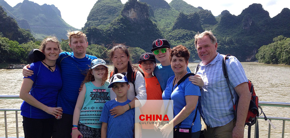 Family Tours China