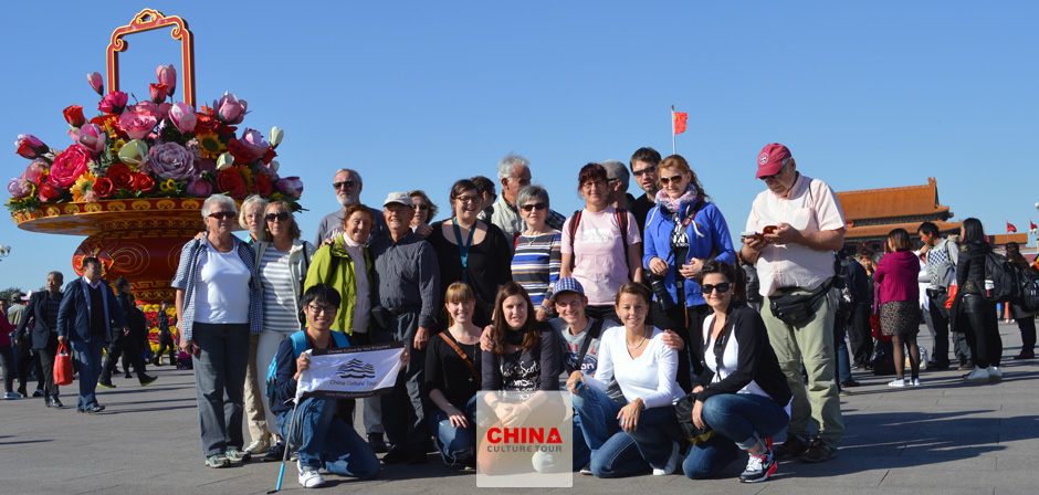 China Group Tours For families, classmates, colleagues.