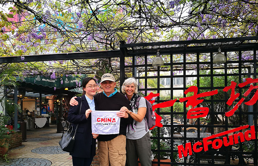 3 Days Private Guilin Tours for Family with seniors.