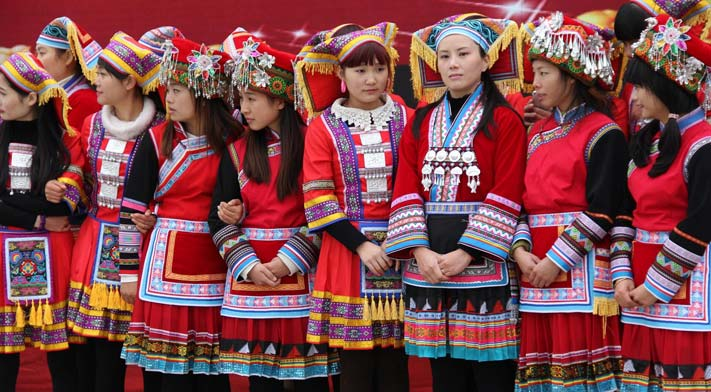 Traditional Yao Clothing