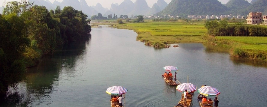 Guilin Highlights Tour