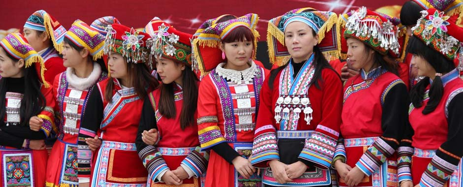 Intangible Cultural Heritages in Guangxi