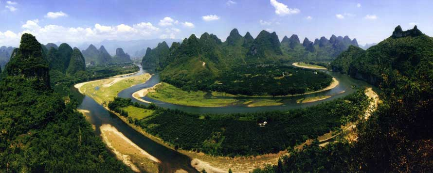Beijing Xian Guilin and Shanghai Tour