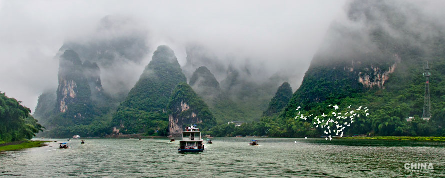 The Ethnic minority culture discovery in Guizhou and Guilin tour