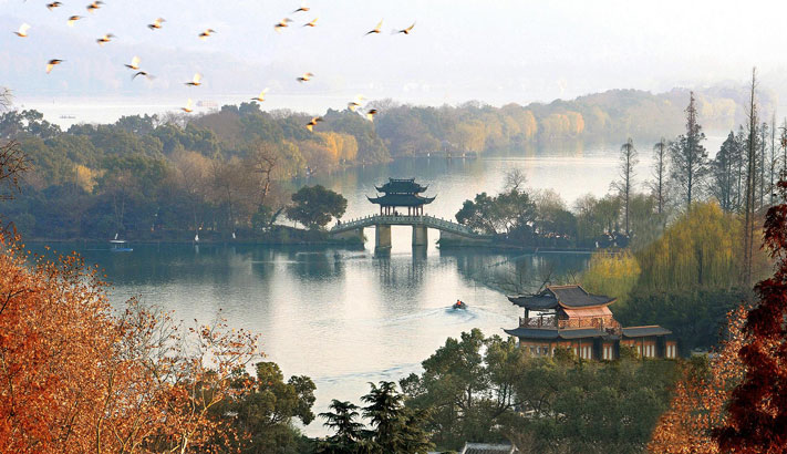 Best Travel Seasons for Hangzhou