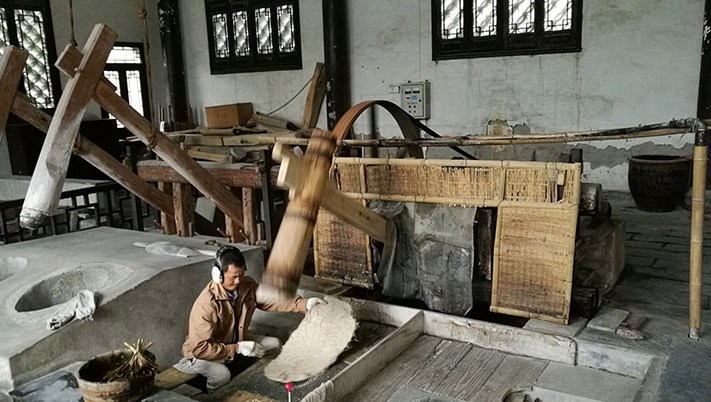 Xuan Paper Making