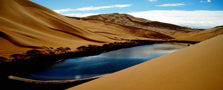 Tips for Traveling to the Deserts in Inner Mongolia