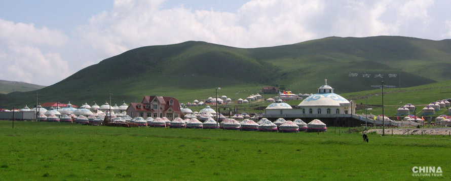 Genghis Khan & Beautiful Grassland Discovery Tour