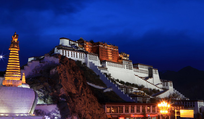 Lhasa Attractions Sights