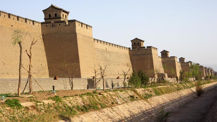 Attractions in Pingyao