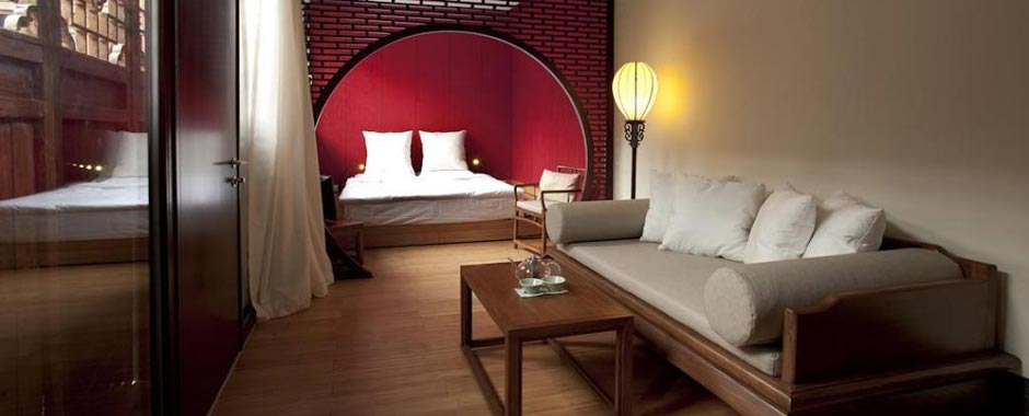 Luxury Hotels in Shanxi
