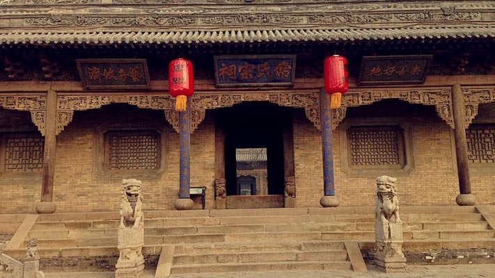 The Best Time for Traveling to Pingyao