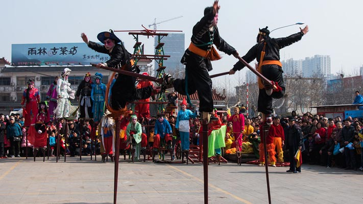 Taiyuan Local Culture