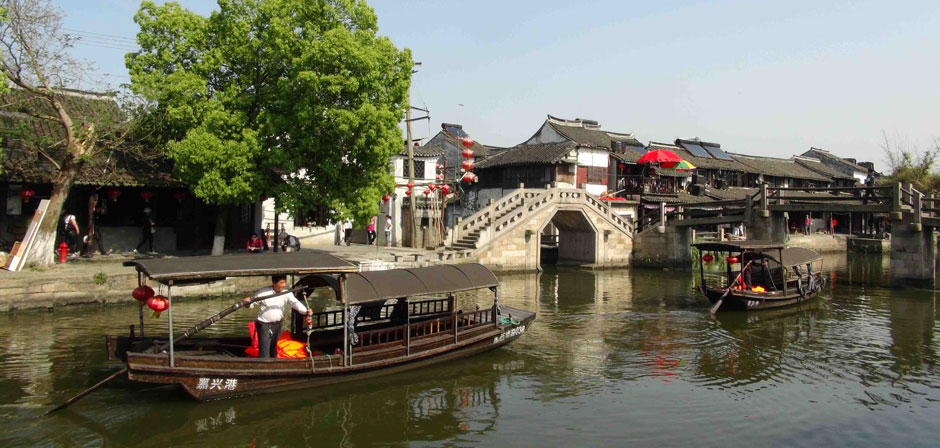 Suzhou luxury tours