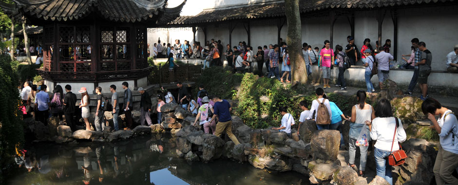 The Best Time to Visit Suzhou