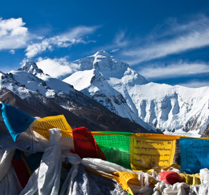 Sacred Journey to the Everest Mountain