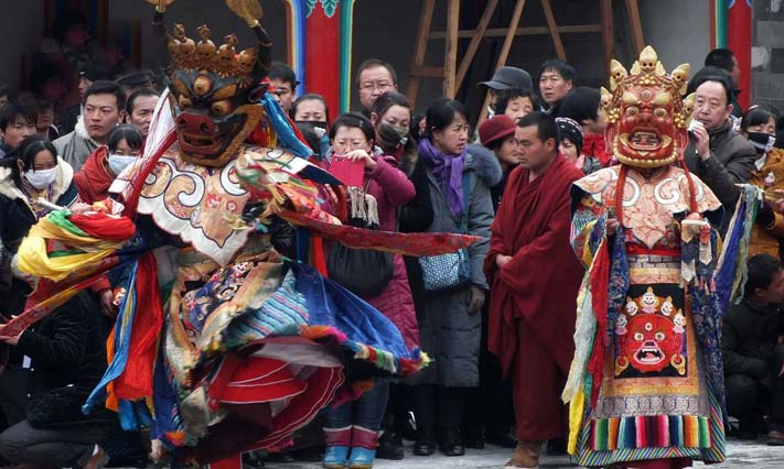 Intangible Cultural Heritages in Tibet