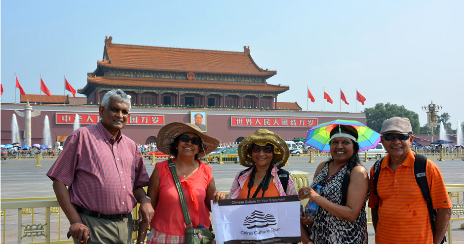 7- 8 Days Beijing Xian and Shanghai Tour Package