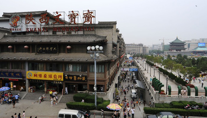 Wenbaozhai Tour Shopping Center